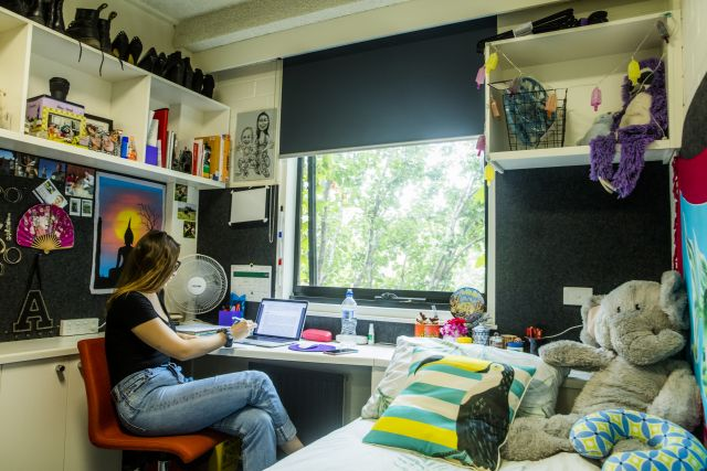 First Year Student Room