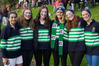 Rowing Carnival ST HILDA'S COLLEGE