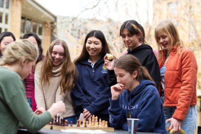 Students Chess 789