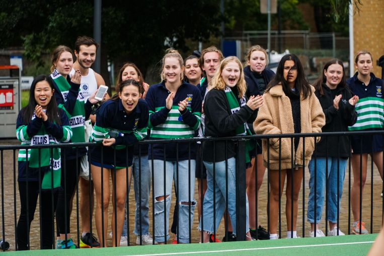 St Hilda's Residential College University of Melbourne Supporters