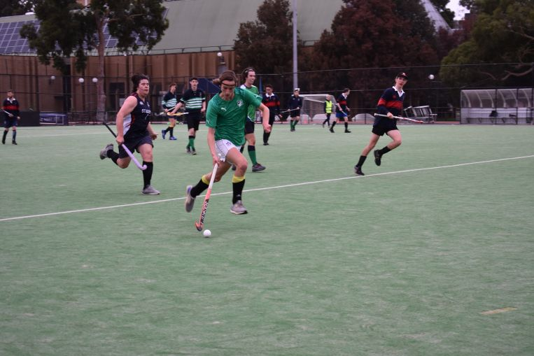 St Hilda's Residential College university of melbourne hockey