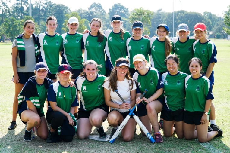 St Hilda's Residential College University of Melbourne winners - womens softball