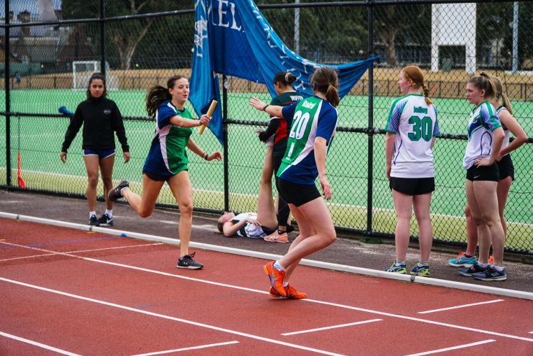 St Hilda's Residential College University of Melbourne relay