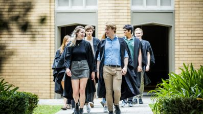 A place to become St Hilda's Residential College University of Melbourne
