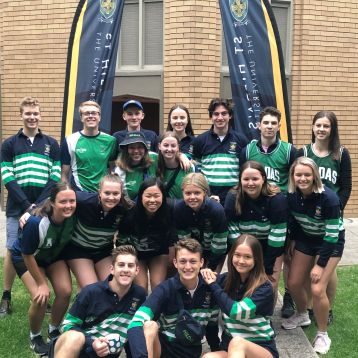 Welcome Week St Hilda's Residential College University of Melbourne (2)