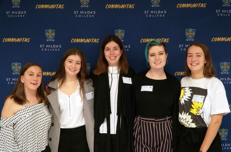 Connections Mentor Program St Hilda's College University of Melbourne Residential Collge Career Support